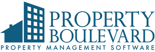 Property Management Software by Property Boulevard logo